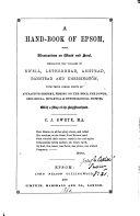 Pdf A Hand-book of Epsom