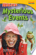 Unsolved! Mysterious Events Pdf/ePub eBook