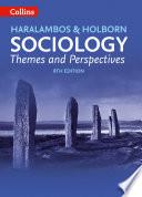 Sociology Themes and Perspectives  Haralambos and Holborn