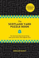 The Scotland Yard Puzzle Book Pdf/ePub eBook