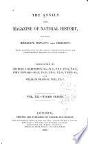 Annals   Magazine of Natural History Book PDF