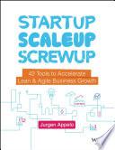 Startup Scaleup Screwup Book PDF