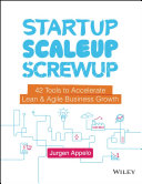 Startup  Scaleup  Screwup