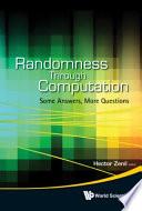 Randomness Through Computation Book