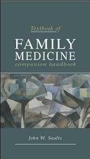 A Textbook of Family Medicine Companion Handbook