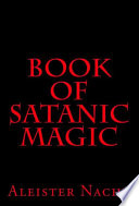 Book of Satanic Magic Book