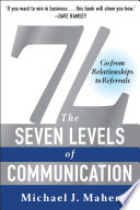 7l The Seven Levels Of Communication PDF