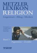 Metzler Lexikon Religion: Paganismus-Zombie