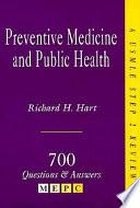 Preventive Medicine and Public Health