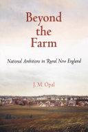 Beyond the Farm