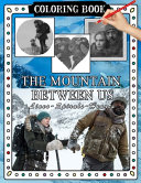 The Mountain Between Us Lines Spirals Hearts Coloring Book