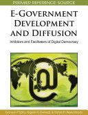 E Government Development and Diffusion  Inhibitors and Facilitators of Digital Democracy