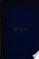 XXVIII  Prayers by a Prisoner of Hope   By Georgina Isabella Russell