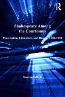 Shakespeare Among the Courtesans Pdf/ePub eBook