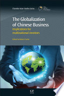 The Globalization of Chinese Business Book