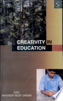Creativity In Education Book