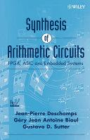 Synthesis of Arithmetic Circuits Pdf/ePub eBook
