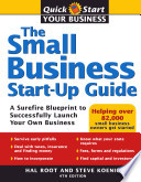 The Small Business Start Up Guide Book