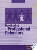 Developing Professional Behaviors Book PDF