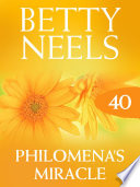 Philomena S Miracle Mills Boon M B Betty Neels Collection Book 40