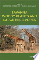 Savanna Woody Plants and Large Herbivores