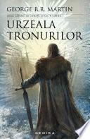 Urzeala tronurilor (Seria Cântec de gheață și foc partea I) - Editura Nemira