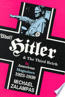 Adolf Hitler And The Third Reich In American Magazines 1923 1939