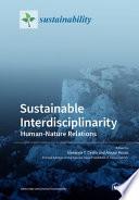 Sustainable Interdisciplinarity Book