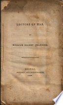 Lecture on War