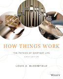 How Things Work: The Physics of Everyday Life, 6th Edition Pdf