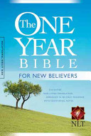 The One Year Bible For New Believers