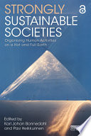 Strongly Sustainable Societies