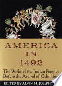 America in 1492