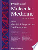 Principles Of Molecular Medicine Book PDF