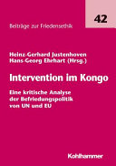 Intervention im Kongo