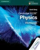 Cambridge IGCSE Physics Workbook