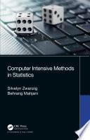 Computer Intensive Methods in Statistics