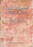 Thomas Roberts  Great War