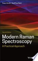 Modern Raman Spectroscopy Book