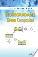 Biodegradable Green Composites Book PDF