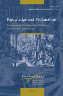 Knowledge and Profanation