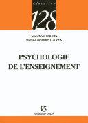 Pdf Psychologie de l'enseignement Telecharger