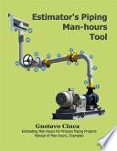 Estimator s Piping Man hours Tool