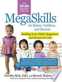 MegaSkills   for Babies  Toddlers  and Beyond