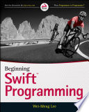 Beginning Swift Programming Book PDF