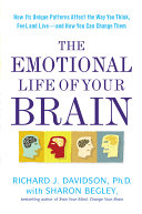 Pdf The Emotional Life of Your Brain Telecharger