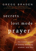 Pdf Secrets of the Lost Mode of Prayer Telecharger