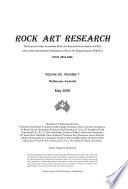 Rock Art Research