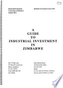 A Guide to Industrial Investment in Zimbabwe