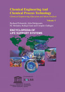 Chemical Engineering and Chemical Process Technology - Volume V